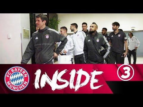 So organisiert der FC Bayern die Reise nach Sevilla - Teil 3 | Inside FC Bayern