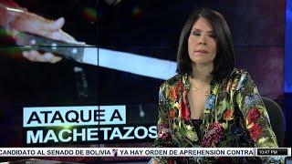 #EmisiónEstelar: Se recupera luego de machetazos