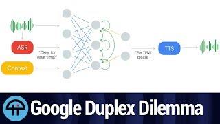 The Uncanny (Silicon) Valley of Google Duplex