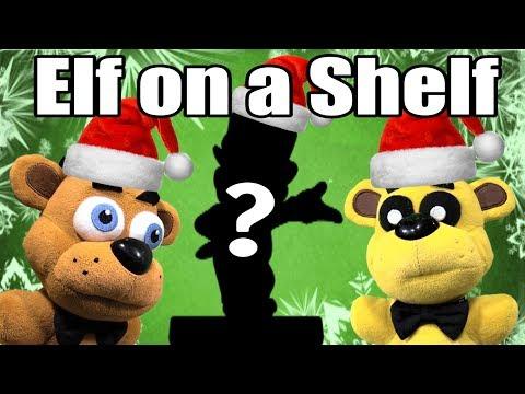 connectYoutube - FNAF Plush Episode 123 - The Shelf Elf