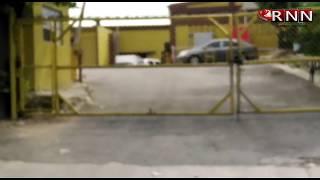 Poco personal de seguridad vigila el almacén de la JCE