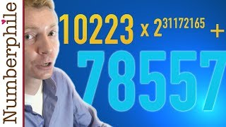 78557 and Proth Primes - Numberphile