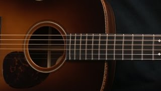 Bourgeois Signature OM Acoustic Guitar Demo
