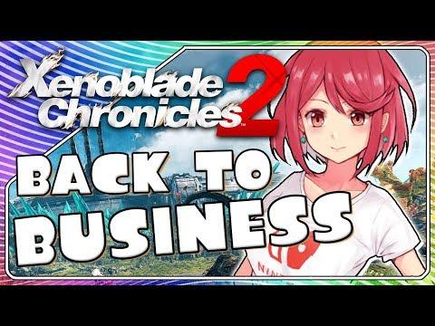 connectYoutube - Xenoblade Chronicles 2   Barrels of fun!