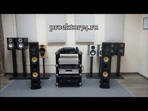 Прослушивание напольной акустической системы PSB Imagine X2T