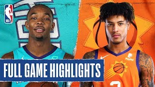 HORNETS at SUNS | FULL GAME HIGHLIGHTS | January 12, 2020