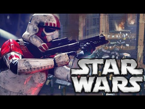 Coruscant After The Clone Wars: Star Wars lore