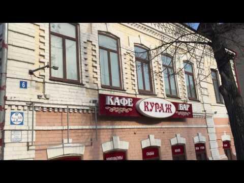 Тюмень. Прогулка по улице Полины Осипенко (до 1937 - Томская)