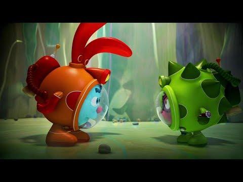Кадр из мультфильма «Пин-код : Нобелевский сезон. Гляделки»
