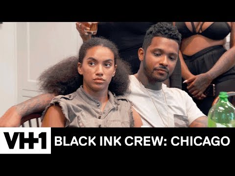 Rachel Finally Confronts Kat 'Finale Sneak Peek'   Black Ink Crew: Chicago
