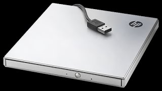 HP dvd600s USB External Slim DVD Writer Review