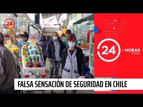 Medios internacionales plantean falsa sensación de seguridad en Chile frente al coronavirus