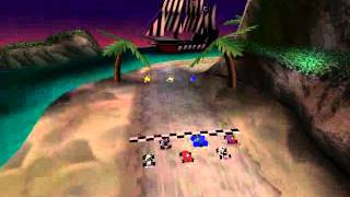 LEGO Racers (PC) Walkthrough | Circuit Race #6: Gypsy Moth
