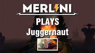 [Merlini's Catalog] Juggernaut on 16.11.2014 - Game 1/7