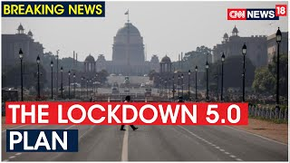 Cabinet Secy Meets With States To Plan For Lockdown 5.0, Focus Likely On 13 Cities | CNN News18 - IBNLIVE