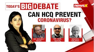 ICMR'S BIG #HCQBreakthrough |NewsX - NEWSXLIVE