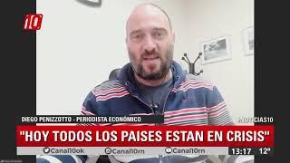 Entrevista #Noticias10 | Diego Penizzotto