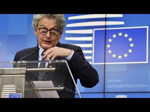 Alliance européenne pour les semi-conducteurs : Thierry Breton en visite à Grenoble