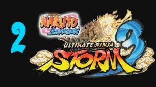 Прохождение Naruto Shippuden: Ultimate Ninja Storm 3 [Часть 2]