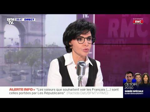 Sécurité: Il faut une politique pénale claire et ferme estime Rachida Dati