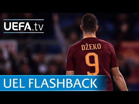 Džeko, Raúl and more: Europa League matchday five memories