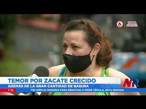 Terreno abandonado afecta a vecinos de barrio San José en Alajuela