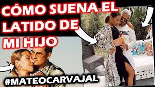 #PIPEBUENO ?????? COMPARTIÓ CÓMO SUENA EL LATIDO DEL CORAZÓN DE SU PEQUEÑO HIJO CON #LUISAFERNANDAW