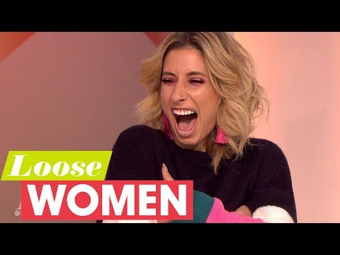 connectYoutube - Stacey Is Obsessed With Her Body Odour! | Loose Women