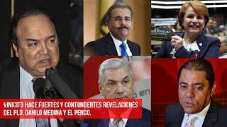 Vinicito: Danilo está en Estado de DESESPERACIÓN...