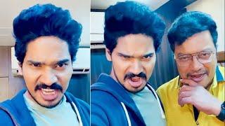 Actor Sudhakar Komakula Says Agni Dialogue With Sai Kumar   TFPC - TFPC