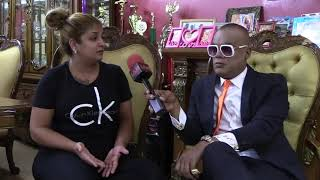 IAN ALLEYNE HAD A ONE ON ONE EXCLUSIVE INTERVIEW WITH RACHAEL SUKHDEO ON THURSDAY - FULL INTERVIEW