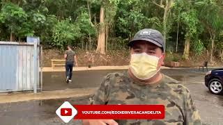 EN VIVO Servi Carro de Oracion y repartiendo juguetes Eddie rivera Candelita