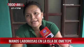 Aumentan los emprendimientos en la isla de Ometepe - Nicaragua