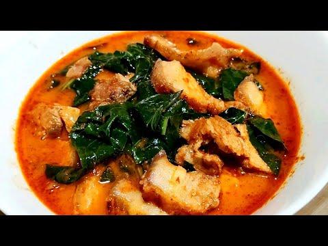 แกงเผ็ดหมูย่างใบยอ-Red-Curry-w
