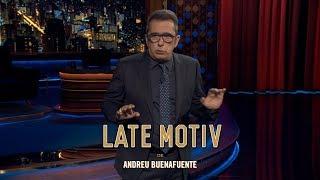 LATE MOTIV - Monólogo. La siesta europea | #LateMotiv643