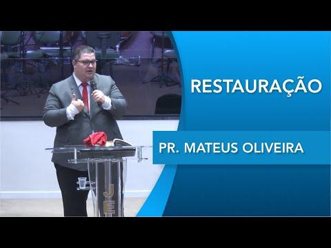 Pr. Mateus Oliveira   Seu nome será Benjamim  Gênesis 35.16   27 02 2020