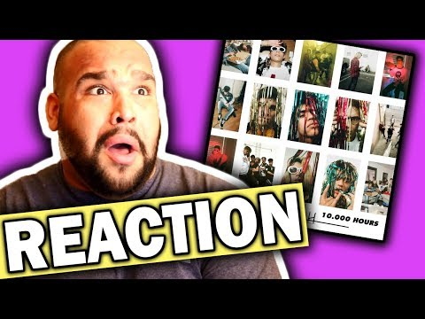 connectYoutube - PRETTYMUCH - 10,000 Hours [REACTION]