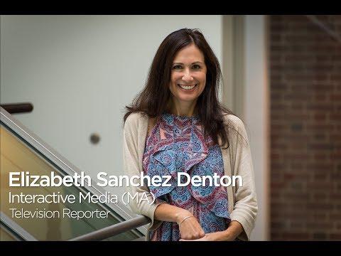 Elizabeth Sanchez Denton, MA '17
