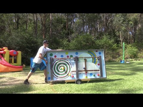 How to make a fun carnival games party | Make Science Fun