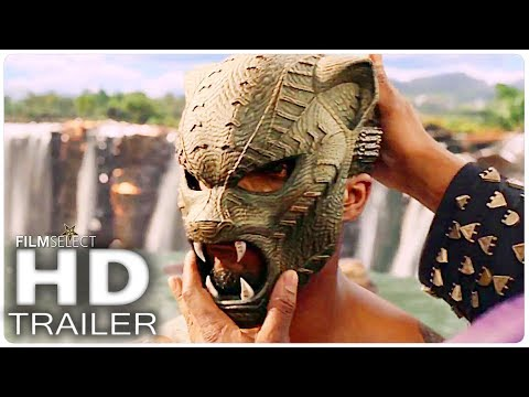 connectYoutube - BLACK PANTHER Final Trailer (2018)