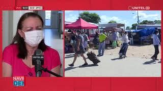A dos días de que se flexibilice la cuarentena son 62 los municipios en riesgo alto de contagio