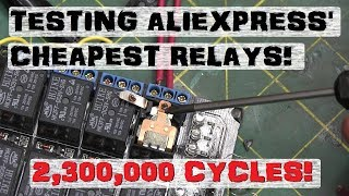BOLTR: Aliexpress vs Omron | RELAYS EXPLAINED!