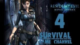 Прохождение Resident Evil: Revelations — Часть 4: Коридоры