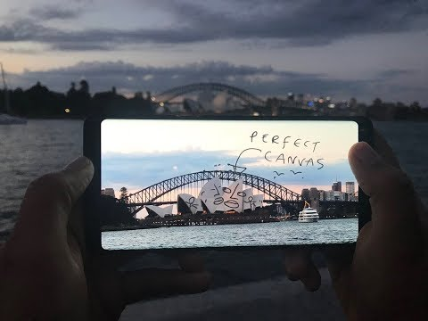 The Perfect Canvas: Sydney Opera House