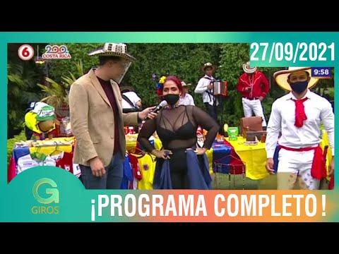 Giros: Programa del 27 de Setiembre del 2021