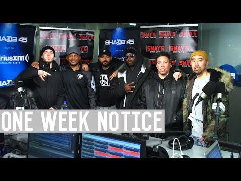 connectYoutube - One Week Notice (Demrick, Emilio Rojas, Jarren Benton & Kato) Talk New Album