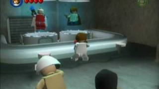 Lego Star Wars II: The Original Trilogy Xbox Gameplay