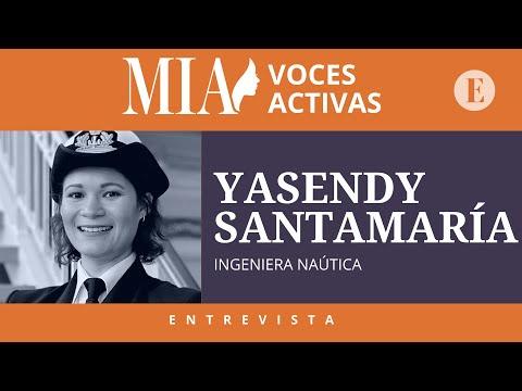Yasendy Santamaría: 'Un líder debe estar siempre enfrente de su equipo'