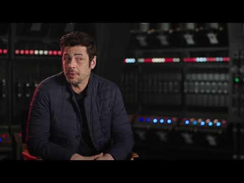 Star Wars: The Last Jedi: Benicio del Toro