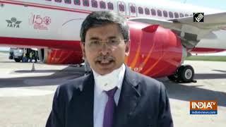 Vande Bharat Mission: 143 Indians to return home as 1st repatriation flight leaves from Kazakhstan - INDIATV